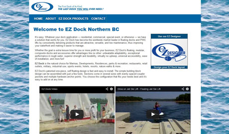 Alberta EZ Dock Dealer